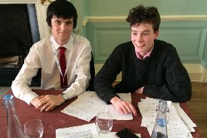 St Aidan's give their best in debating comp