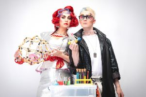Frisky and Mannish on tour
