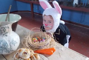 Victorian workhouse Easter