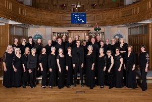 Vocalis, St Peter's Church Choir and the Harrogate Bach Players join for a performance of Bach's St Matthew Passion