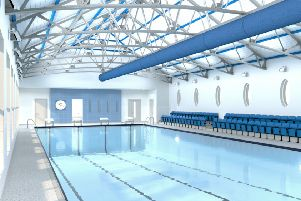 £500k swimming pool project