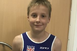 Jacob is Florida bound for World Championships