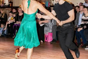 Sign up for Martin House Children's Hospice Strictly Get dancing competition