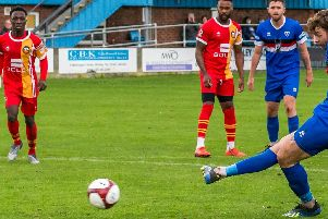 Whitby Town v Gloucester City''PHOTOS BY BRIAN MURFIELD