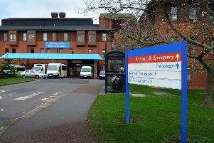 Scarborough Hospital is facing winter pressures