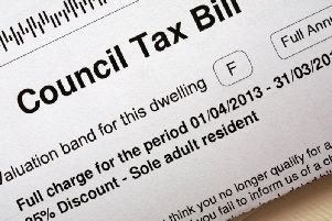 Council tax on the rise