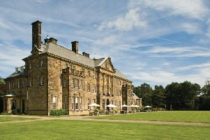 Crathorne Hall.