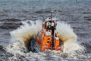 Whitby lifeboat has taken over the search for the missing diver