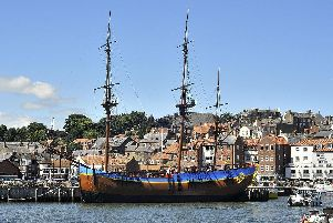 The Endeavour has had its license approved