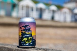 SOARING: Adnams Brewery has seen a big demand for its alcohol free Ghost  Ship.