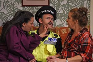 They Don't Pay? We Won't Pay! is on in Scarborough until Saturday