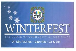 The event has been organised by the We Are Whitby group