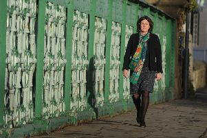 North Yorkshire police commissioner Julia Mulligan. Pic: Tony Johnson