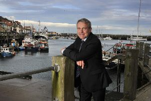 Robert Goodwill, MP for Scarborough and Whitby