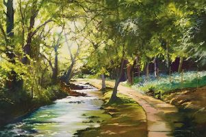 Gallery at North York Moors Centre in Danby hosts two new exhibitions