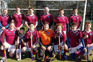 Scarborough Hockey Club are up for several sports awards