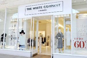 The White Company will open store in Beverley