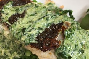 Try your hand at this fish dish, courtesy of Whitby's Magpie Recipe