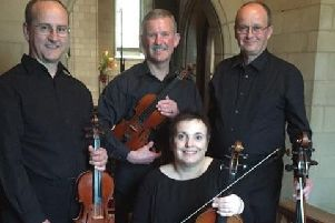 A chamber music festival gets under way on Easter Sunday