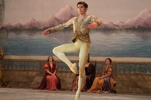 The White Crow is the story of dancer Rudolph Nureyev