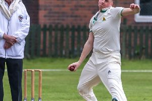 Corey Hart took three wickets for Whitby in their draw at Darlington