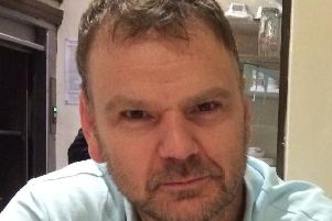 Peter Brown of Whitby who has gone missing from the Scarborough area.