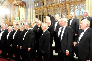 The Dalesmen Singers will be joined by Beverley MVC for the night of musical entertainment.