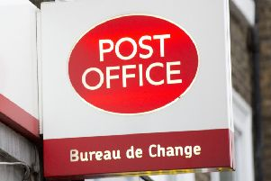 The future of nine post offices in Scarborough, Whitby and Filey would be secured under a Labour government, the shadow chancellor has announced.