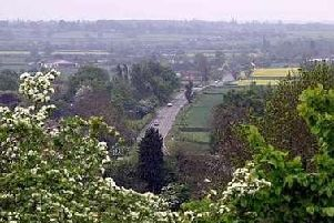 In Roman times, the Fosse Way linked Exeter (Isca Dumnoniorum) with Lincoln  (Lindum Colonia)  in one relatively straight, paved line across the heart of Britannia.