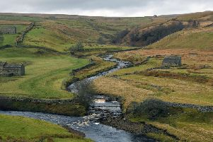 File photo of the River Swale.