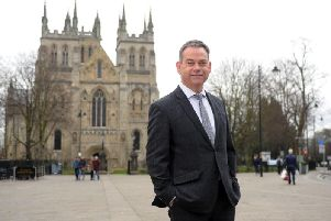 Selby and Ainsty MP Nigel Adams