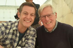 Matt Baker and John Craven