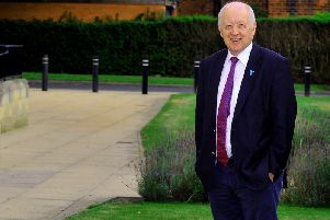 North Yorkshire County Council leader Carl Les. Pic: Gary Longbottom