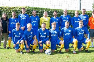 Snainton FC''PICTURE BY ANDY STANDING