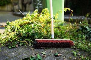 More than half of local authorities across the country charge for green waste collections