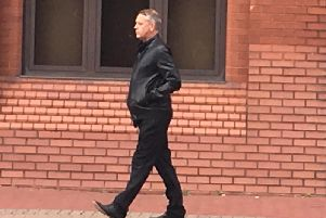 Trevor Smith at an earlier court hearing
