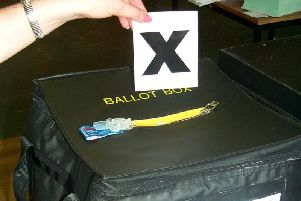 Voters will go to the polls on December 12