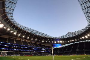 Tottenham's new ground has already hosted NFL
