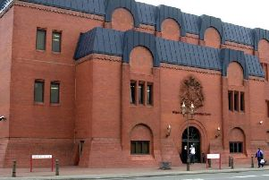 Wigan and Leigh Magistrates court, home to the youth court