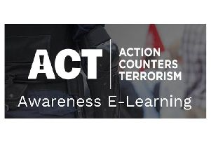 Free counter terrorism training is being made available to the public