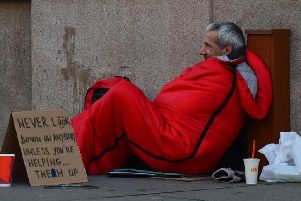 Can you help the homeless this Christmas?