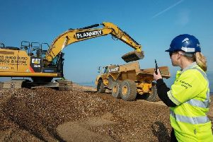 Major engineering projects to tackle flooding are no longer labelled mans work