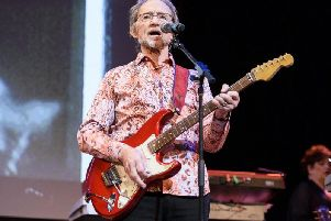 The late Peter Tork of The Monkees fame, who once famously gigged at the Bellingham Hotel on Wigan Lane