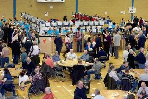 Wigan Beer Festival falls in early March and volunteers are required