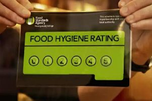 Wigan's food hygiene ratings revealed