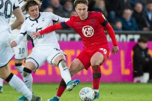 Kieran Dowell, the sole January arrival so far