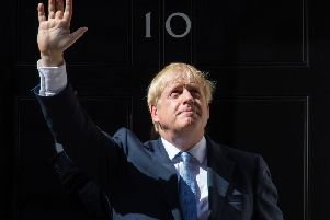 Boris Johnson. Photo: Dominic Lipinski/PA Wire