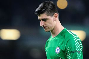 Chelsea keeper Thibaut Courtois has been linked with Real Madrid