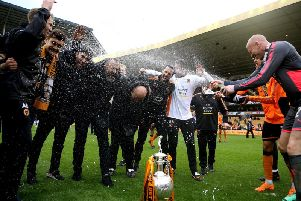 A host of clubs are looking to follow last year's champions Wolves to the Premier League