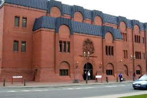 The trio appeared at Wigan and Leigh Magistrates' Court